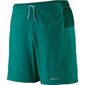 "Patagonia Strider Pro Shorts 7"" Men, borealis green"